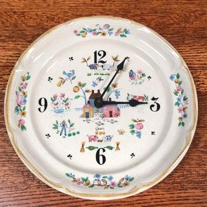 Vintage Farmhouse clock